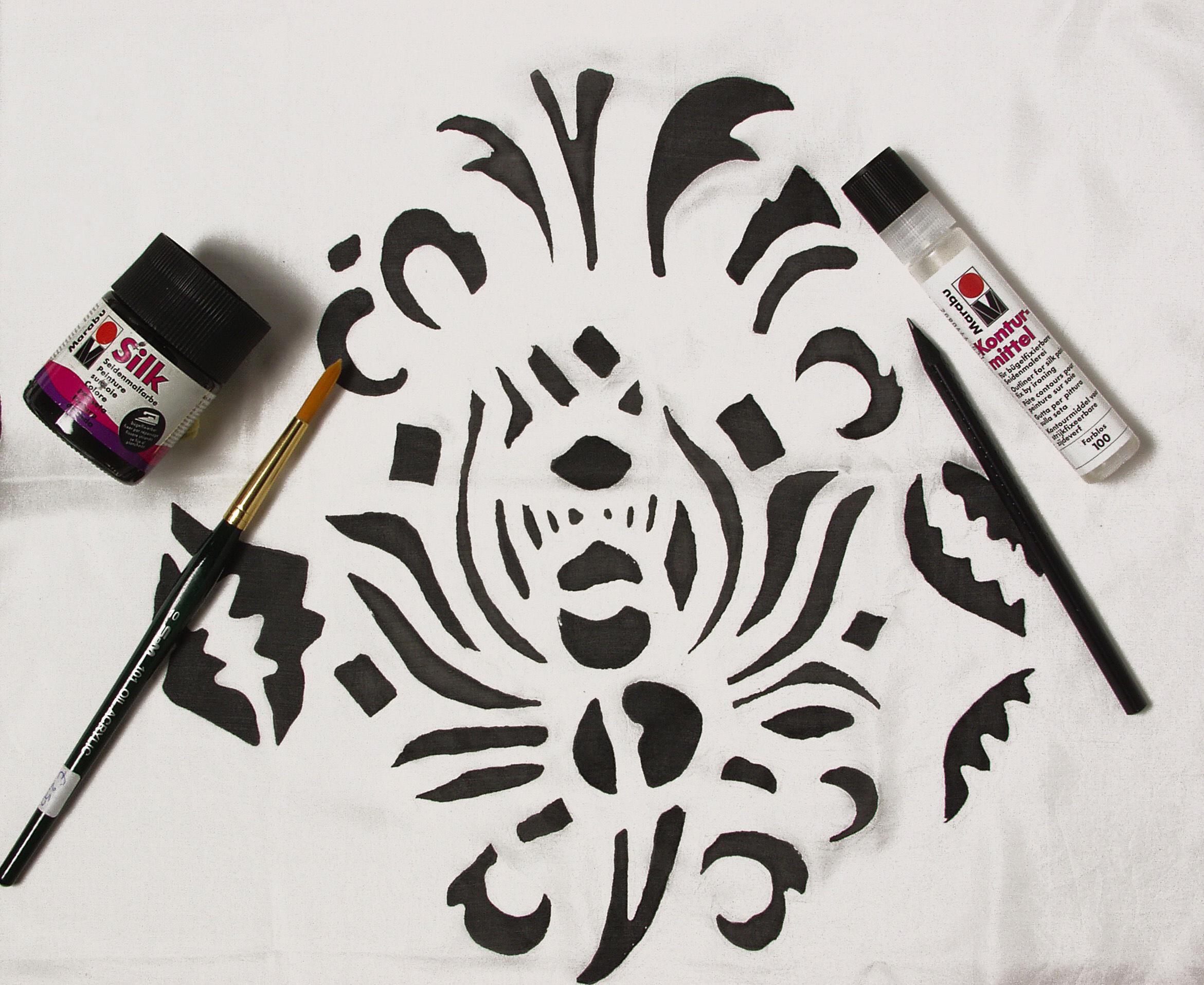 Disegni Sui Muri Di Casa 16 idee per decorare con la tecnica stencil