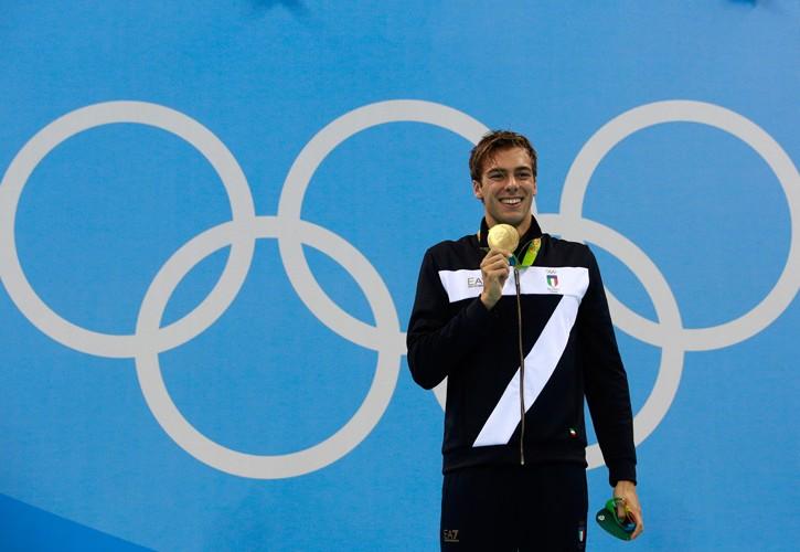 Swimming - Gregorio Paltrinieri