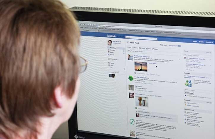 Genitore su Facebook