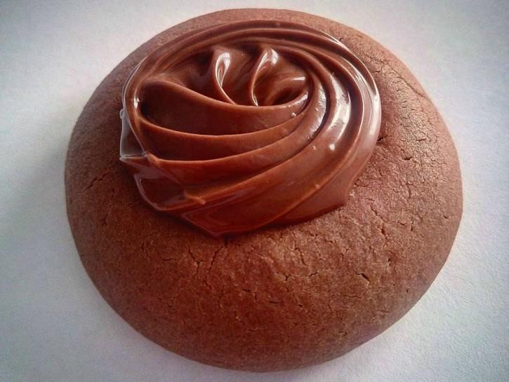 nutellotti ricetta biscotti nutella