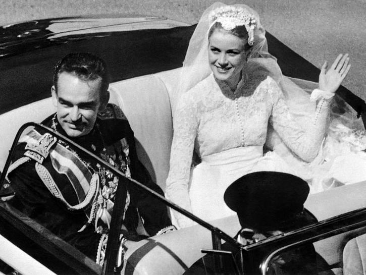 Le nozze di Grace Kelly