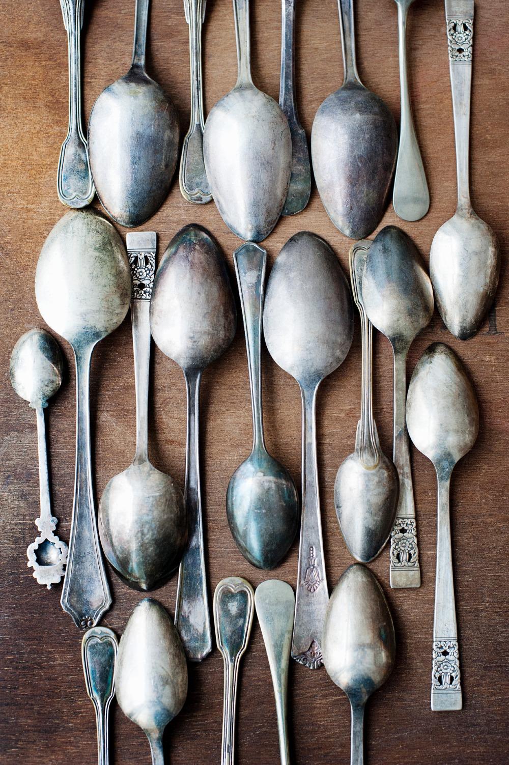 Posate Argento Come Pulirle come pulire l'argento di casa