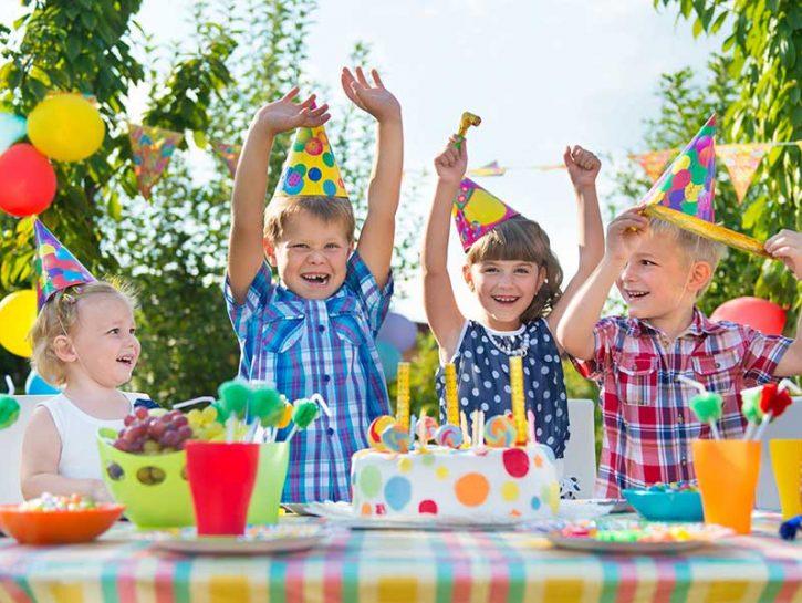 Festa di compleanno con piccolo budget