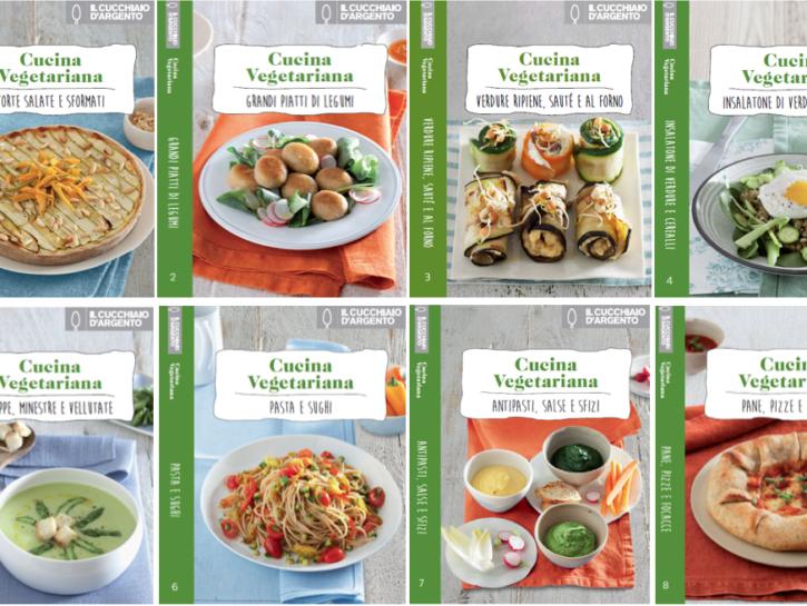 Collana Cucina Vegetariana