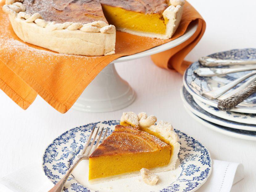 Torta di zucca - Pumpink Pie