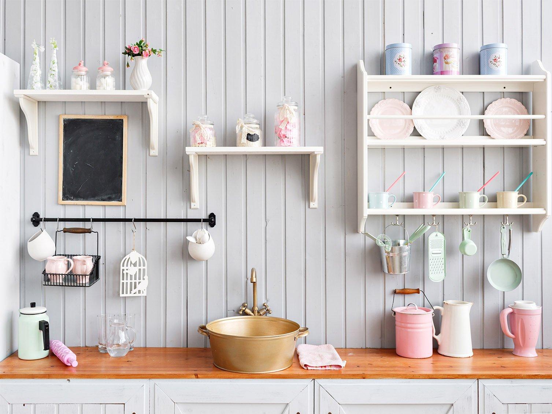 Idee Per Posizionare Mensole come mantenere l'ordine in casa: 20 idee pratiche