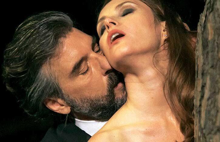 Luca Lionello e Janina Rudenska nel corto diretto da Monica Stambrini.