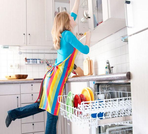 Disordine in cucina