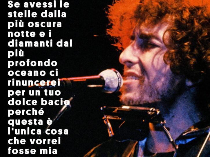 Bob Dylan premio Nobel Letteratura 2016