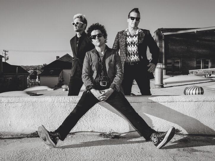 Green Day album Revolution Radio
