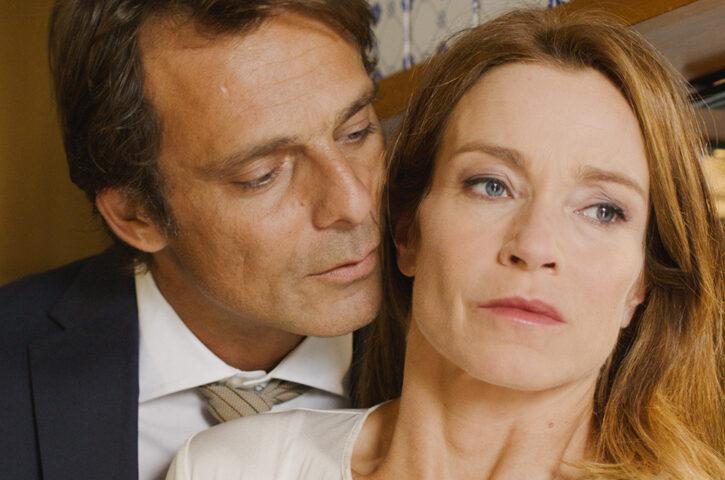 Alessandro Preziosi e Stefania Rocca
