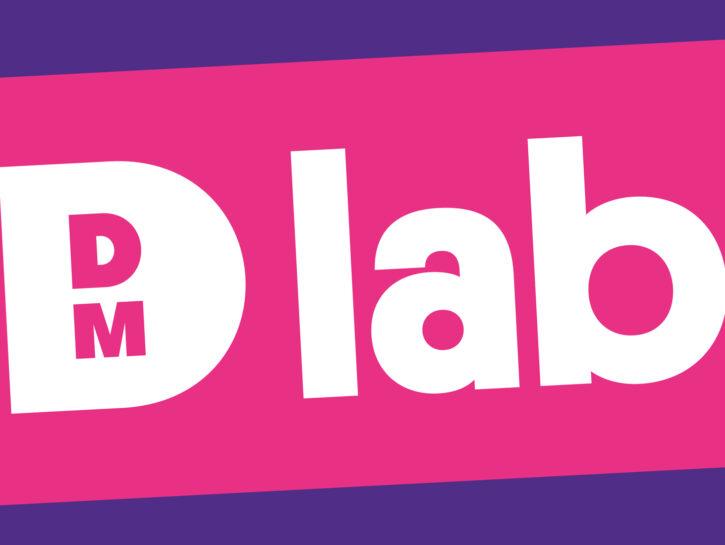 DM LAB logo