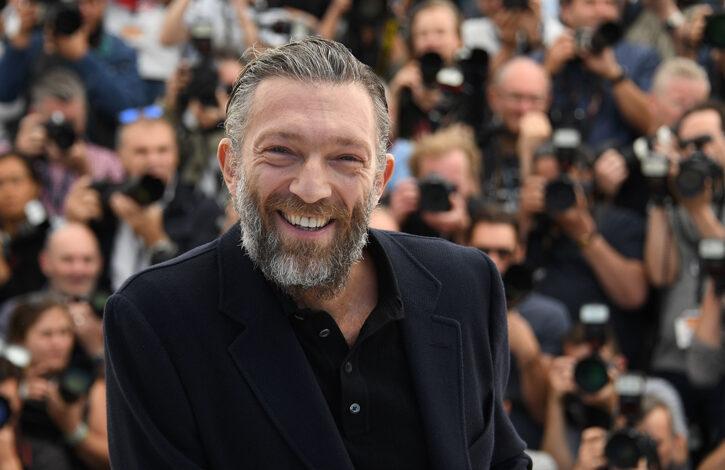 Vincent Cassel a Cannes 2016