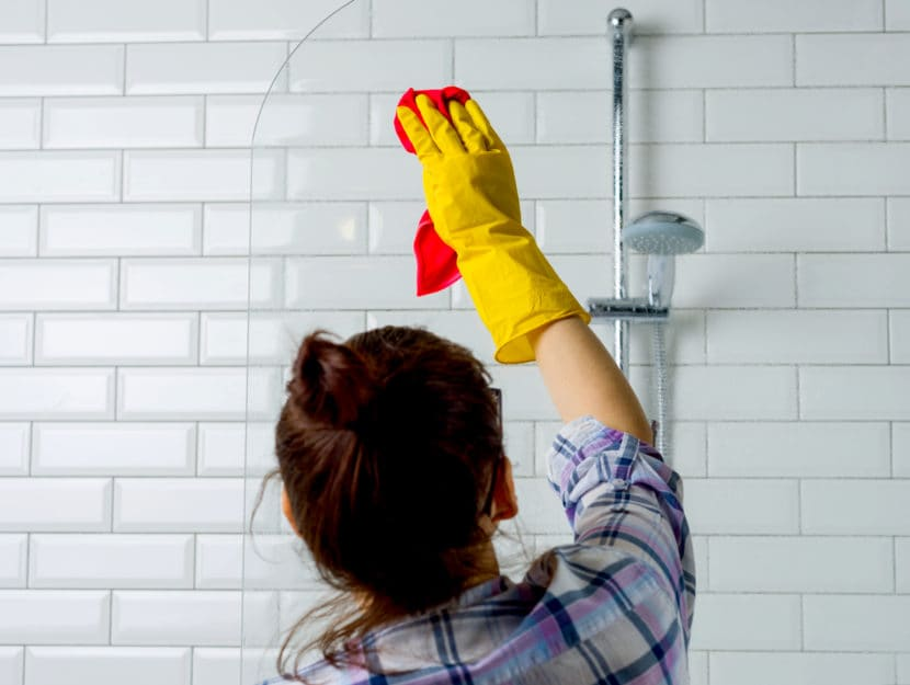 come pulire il bagno