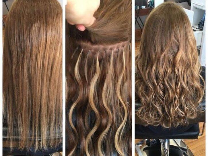 extension capelli costo dal parrucchiere