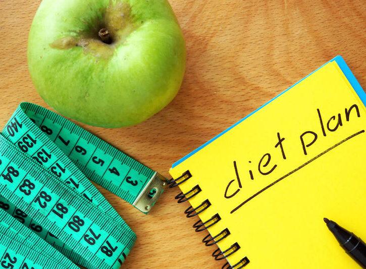Dieta per dimagrire. come sceglierla
