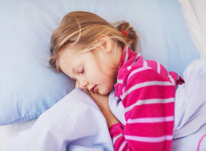 Sonno necessario ai bambini