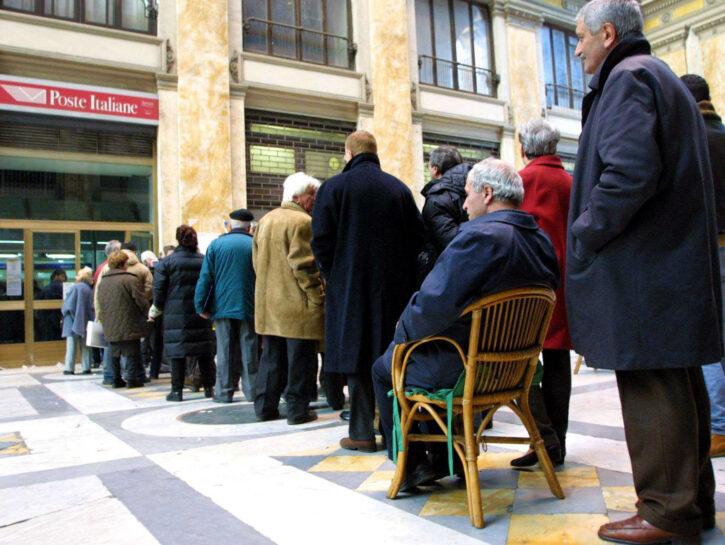 Poste Italiane fila pagamenti