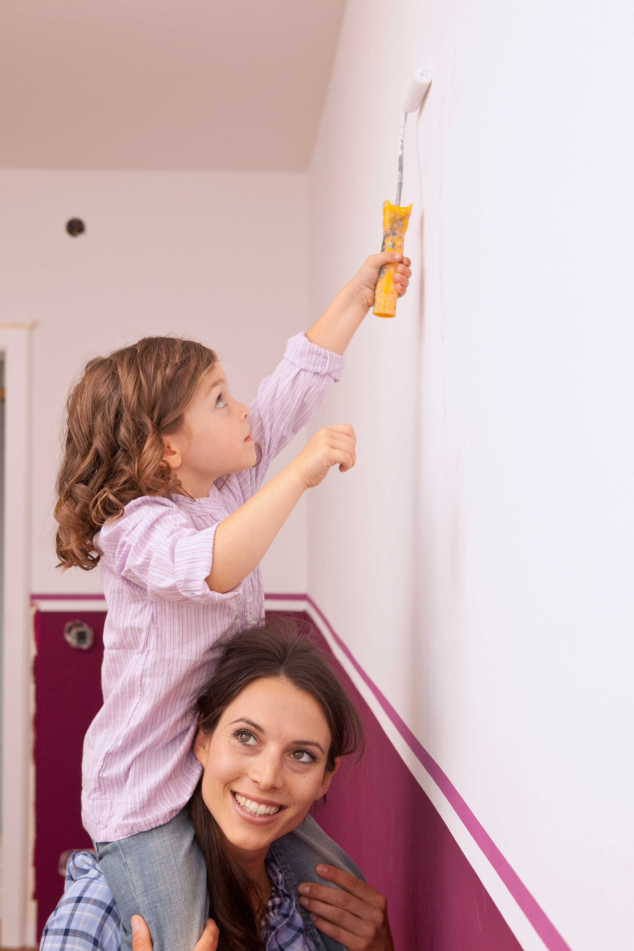 Pulire Le Pareti Di Casa.7 Consigli Per Dipingere Casa Donna Moderna