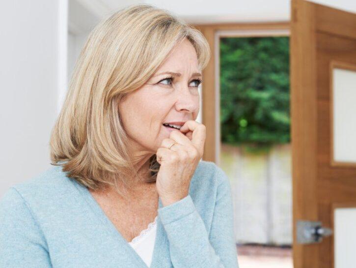 Crisi mezza età femminile