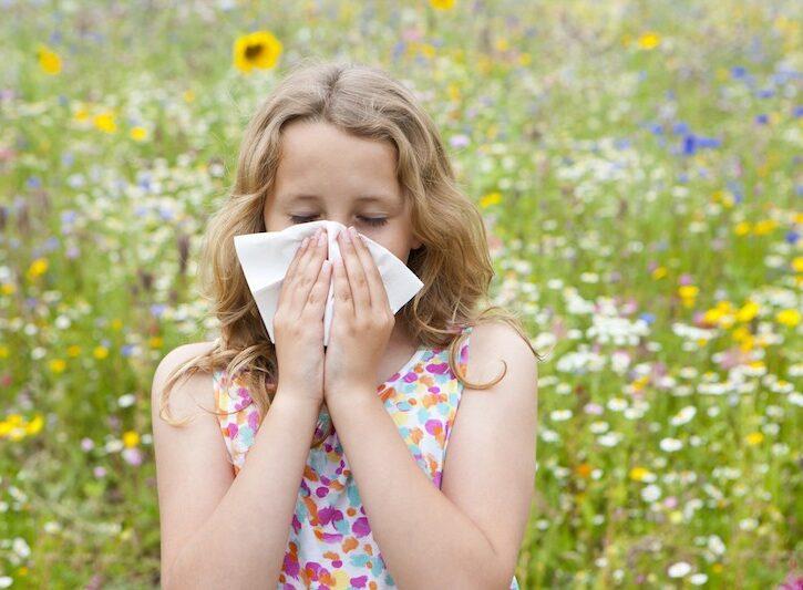 Allergie dei bambini, come comportarsi