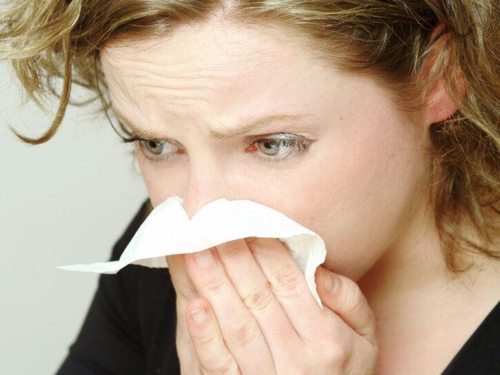 La rinite allergica