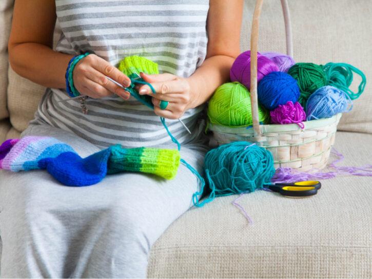 Fare la maglia