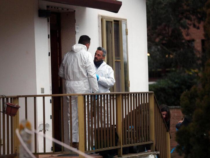 Genitori uccisi figlio sedicenne Ferrara