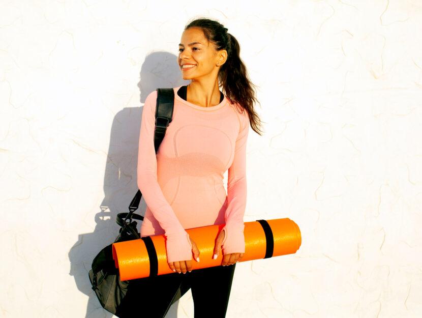 riprendere l'attività fisica