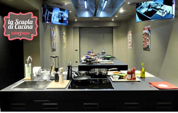 scuola di cucina di sale&pepe