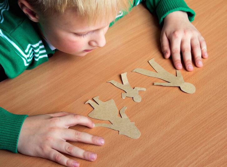 Separazione: le regole d'oro per i figli