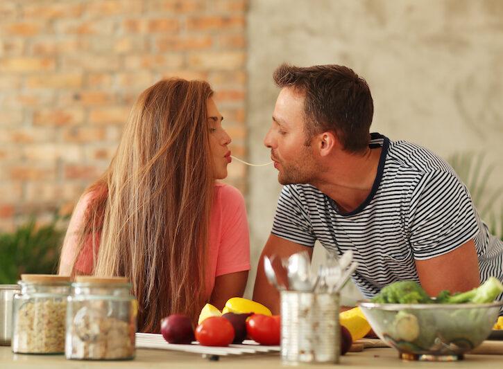 Cosa mangiare prima di fare l'amore