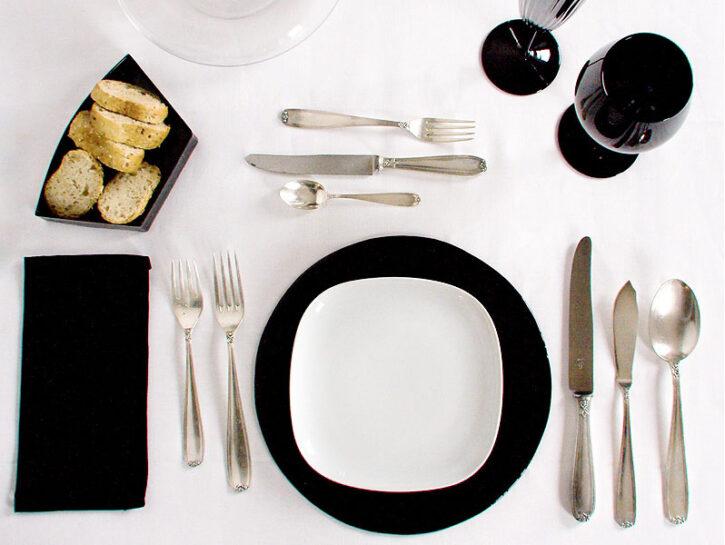 Come apparecchiare una tavola elegante