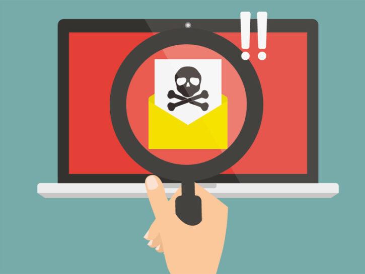 Email certificata virus allegati sicurezza