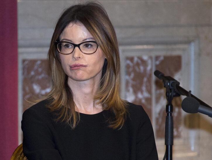 Lucia Annibali avvocato sfregiata con acido