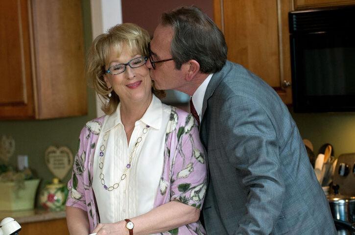 Maryl Streep Tommy Lee Jones