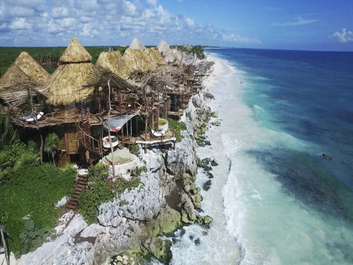 In Messico in un (autentico) eco-resort
