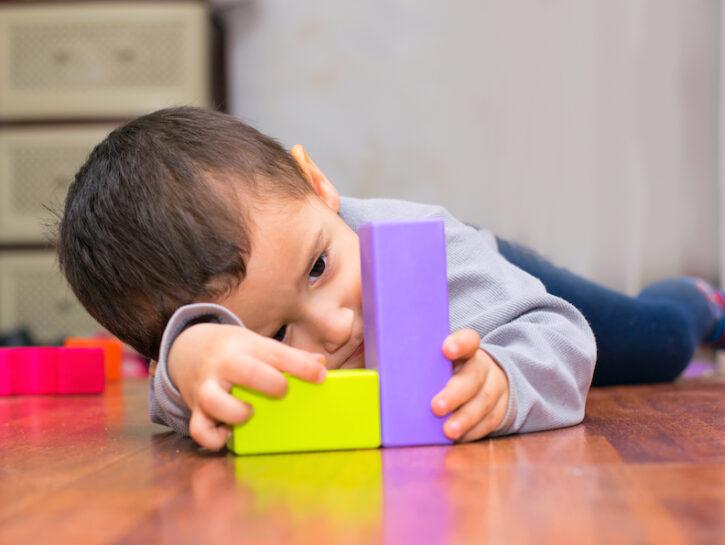 Primi segnali di autismo
