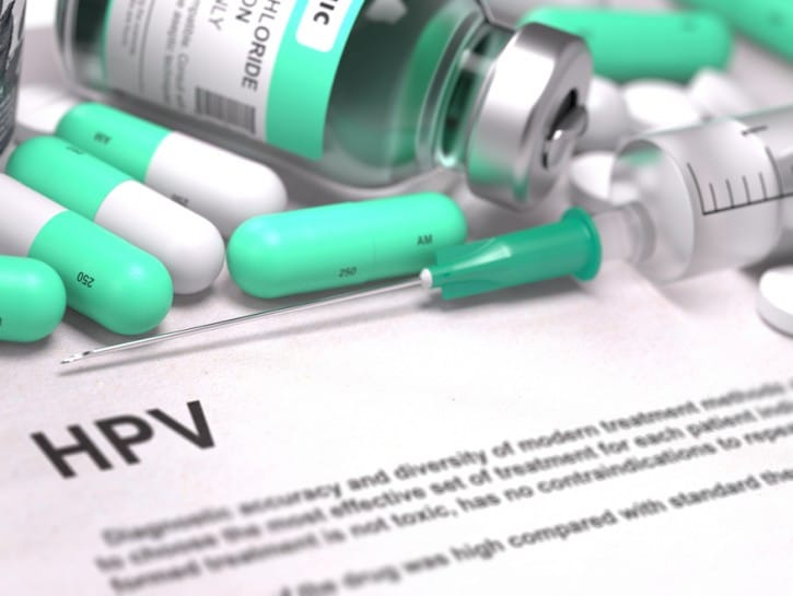 papilloma virus vaccino