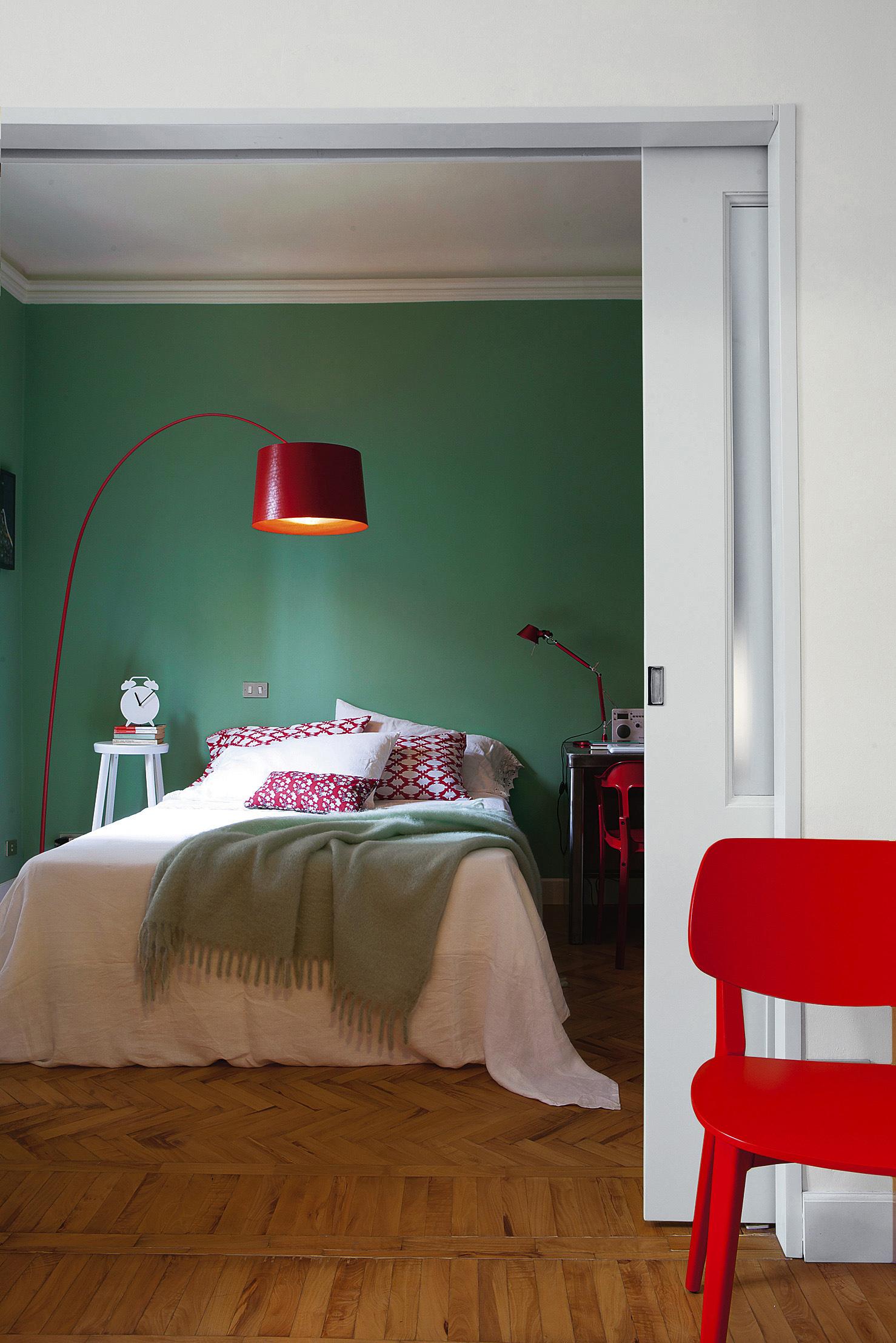 Imbiancare Casa I Colori Della Camera Da Letto Donna Moderna