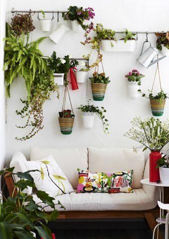 20 idee per arredare un terrazzo spendendo poco - Donna ...