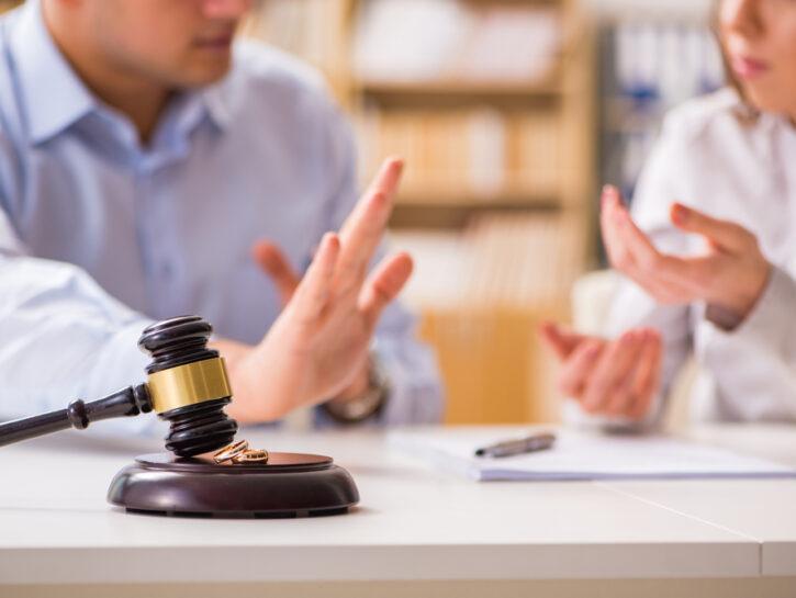 Divorzio coppia studio avvocato