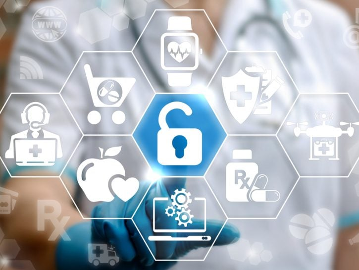 Sicurezza online dati medici salute