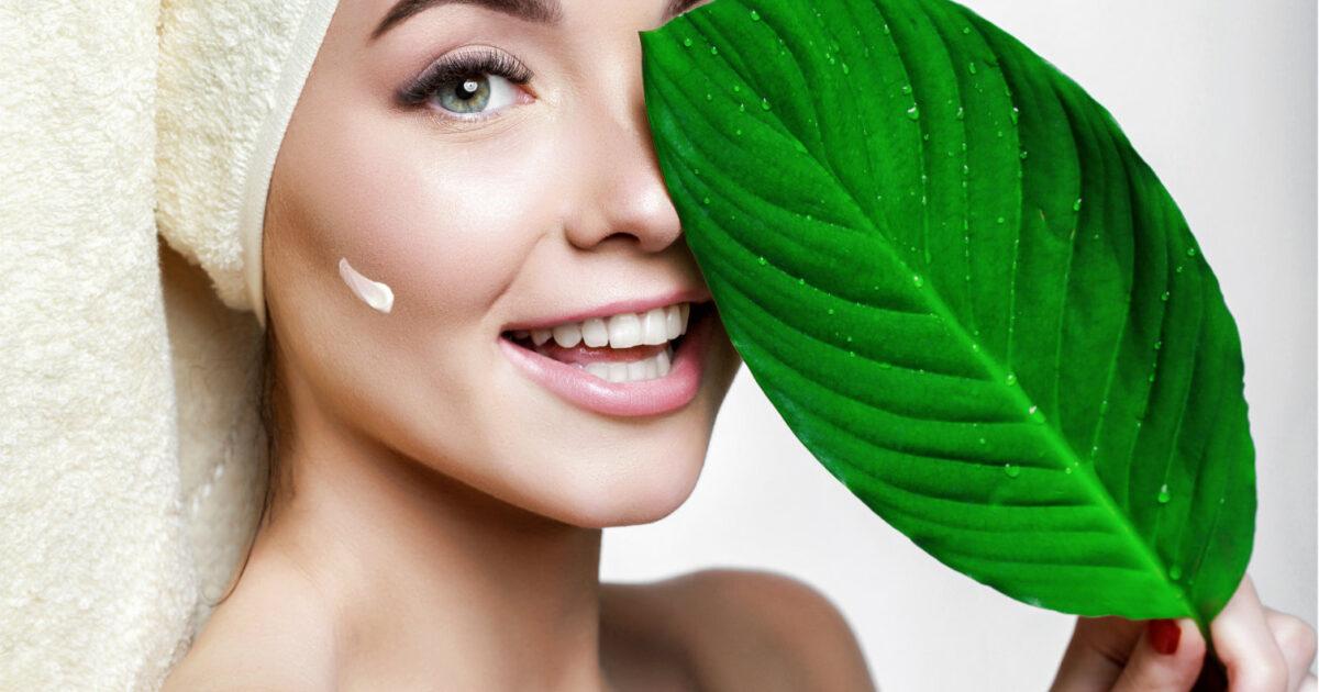 curare il viso in modo naturale