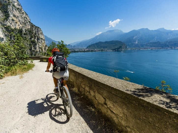 piste ciclabili italia