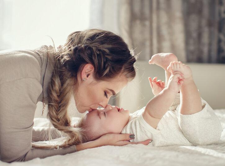 Come vede il neonato