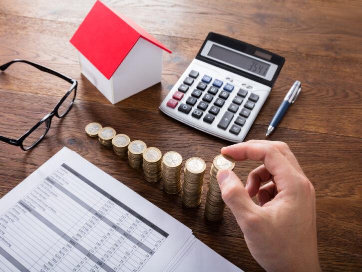 Casa soldi tasse calcolatrice