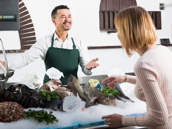 pesce acquisto
