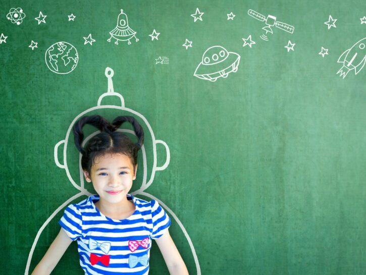 Bambine e matematica