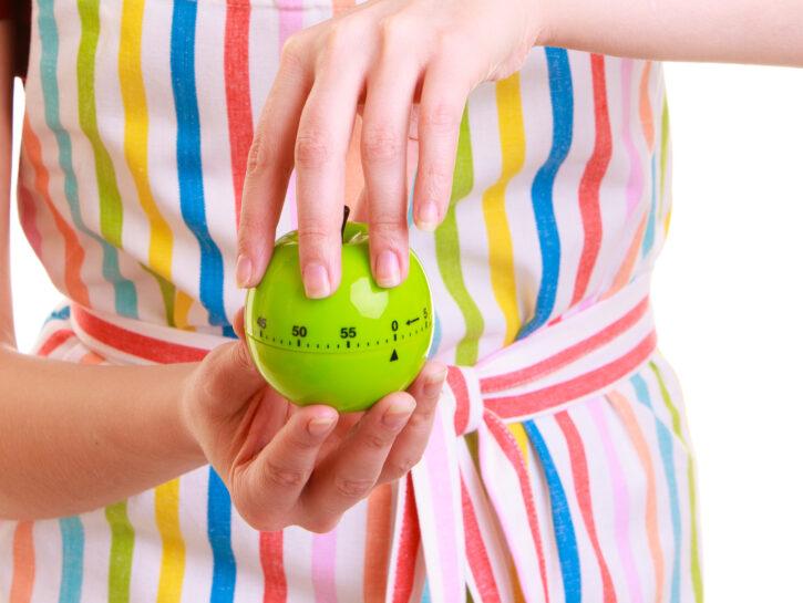 Timer da cucina - Shutterstock